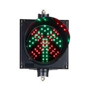 LED Traffic Lights | Single Aspect 200mm Lane Control