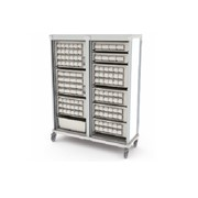 Pegasus - Apollo Medications Storage Cart - Apollo-E-MED