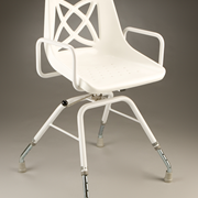 Alphacare Shower Chairs – Swivel