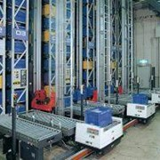"Mini Load ASRS ""Fine Stocker"""