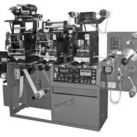 Hot Stamping Presses | RP 180/250/80 | Rapid Packaging