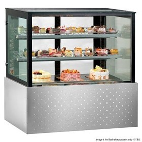 Belleview Chilled Food Display | FED SG120FA-2XB
