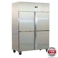 FED Grand Ultra  4 Door Upright Freezer 1000L | SN1000BTM