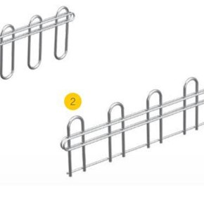 STERIRACK™ Basket Dividers | Spacelogic