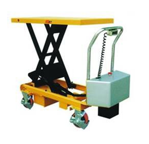 Battery Powered Scissor Lift | ETF50