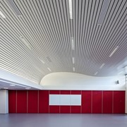 Linear Metal Ceiling System | Au.diLine