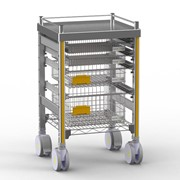STERIRACK™ Trolley 400D Single