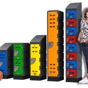 Custom Made Storage Plastic Lockers | D Series