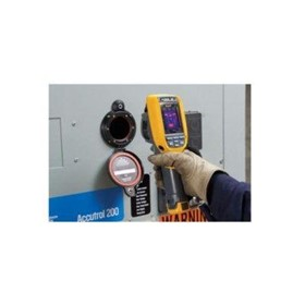 Thermal Imaging IR Windows Fluke CV400