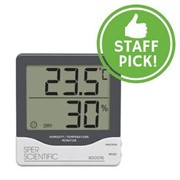 Sper Scientific Temperature Monitors