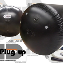 Inflatable Drain, Pipe, Vent and Duct Isolation Plugs