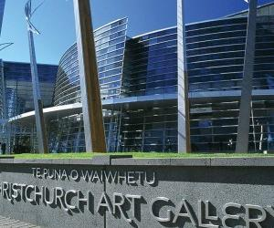 Christchurch Art Gallery earthquake-damaged foundations repaired in just 52 days
