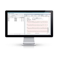 ECG Data Management System E-Scribe | Medical Software
