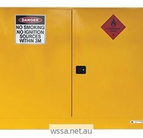 850L Flammable Liquids Storage Cabinet