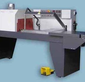 Minipack Monobloc 6545 Semi-Automatic Shrink Wrapping Machine