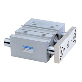 Compact Guided Pneumatic Cylinder