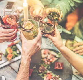 Trending food and alcohol pairings to incorporate in your next menu
