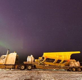 New fleet of SDBs for one of Canada's largest diamond mines