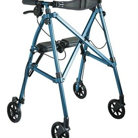 Space Saver Portable Rollator