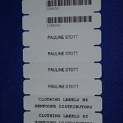 Newfound Heat Seal Clothing Labels | Identification Labels