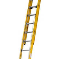 Fibreglass Extension Ladder | INDALEX Pro Series