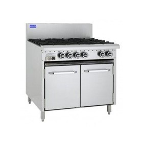 Essentials Series 900 Wide Oven Ranges 6 burners & oven