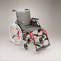 Wheelchair | Breezy BasiX² 817