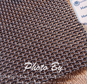 Bullet Proof Stainless Steel Security Mesh