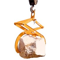 Rock Lifter Grapple for placing rock bolder, good for landscapers