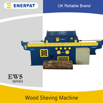 Wood Shaving Machine | Enerpat Model EWS-37