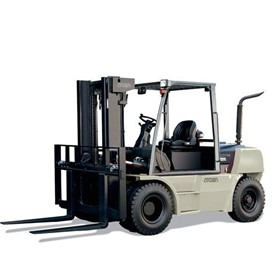 Diesel Powered Forklift | 3.5 - 9.0 tonne CD Series