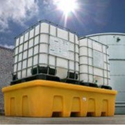 Spill Containment - Spill Boss IBC Bunds