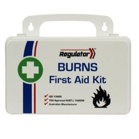 Basic First Aid Kit | Regulator Burns Kit - Large