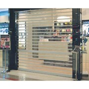 Commercial Shutter | Clear-A-View Polycarbonate