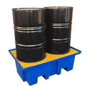 Poly Bunded Drum Pallets