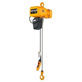 PWB | ER2 Series Electric Chain Hoist - Single Speed