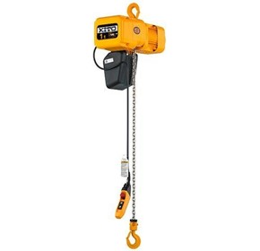 KITO PWB | ER2 Series Electric Chain Hoist - Single Speed