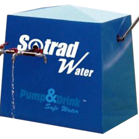 Manual Pumping Water Purification Units