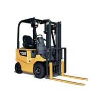 4-Wheel Electric Forklift EP10CA