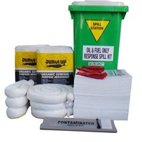 Spill Kits | 240 Litre Oil AusSpill Quality Compliant SKU - TSSIS240OF