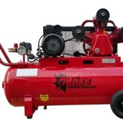 BOSS - 18CFM / 3HP Air Compressor (100L Tank) - BC20-100L