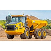 Articulated Dump Trucks | B25E