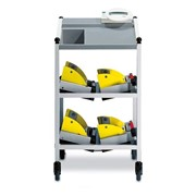 Electronic Bed and Dialysis Scales with Trolley