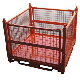 Collapsible Stillage | Shield Collapsible Pallet Stillage 700mmH