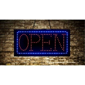 Animated Open Store LED Sign