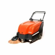 Hako Walk Behind Sweeper | Sweepmaster B650