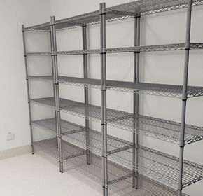 Case Study - Health Service Centre Sterimesh Shelving Solution – Northern NSW