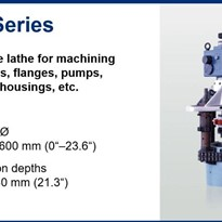 Portable Lathes for Valve Repairs | Efco