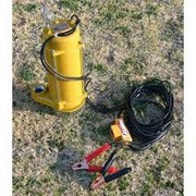 Submersible Sump Pump | Porta-Matic 12v DC