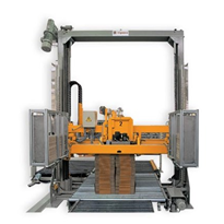 Vertical Strapping Machine for Cardboard, Paper, Sacks | Itipak MOD VH